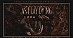 As I Lay Dying, Erra, Bleed From Within, Knock Out Productions, Hydrozagadka.