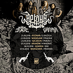 Arkona, Helroth, Varmia, Knock Out Productions.