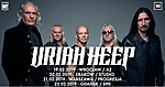 Uriah Heep, Knock Out Productions, hard rock, rock