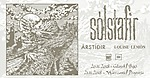 Solstafir, Arstidir, Louise Lemon, Knock Out Productions.