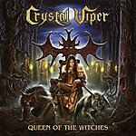 Queen Of The Wittches, Cristal Viper, AFM Records i Fono Ltd., heavy metal, Running Wild, Manowar, Ross The Boss, Mantas, Venom, Steve Bettney, Saracen, Grim Reaper