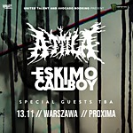 Attila, Eskimo Callboy, The Browning, party metal, metal, rock'n'roll, electrocore, electronica