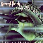 The American Way, Sacred Reich, thrash metal, Anthrax, metal, rock