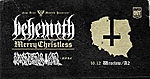 Merry Christless, A2, Behemoth, Batushka, Imperator, Bolzer, Untervoid, Knock Out Productions