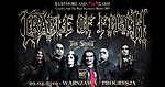 Cradle Of Filth, The Spirit, Knock Out Productions, Progresja