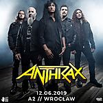 Anthrax, metal, thrash metal