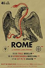 Rome, Jerome Router, Le Ceneri Di Heliodoro, Who Only Europe Know, One Lion's Roar, By the Spirits, folk, neofolk, Grave of Love