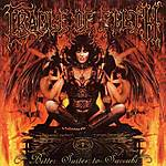 Midian, Cradle Of Filth, Bitter Suites To Succubi, The Principle Of Evil Made Flesh, Sisters Of Mercy, Sarah Jezebel Deva, black metal