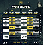 Mystic Festival, Knock Out Productions, Slipknot, Sabaton, In Flames