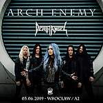 Arch Enemy, Death Angel, A2, Knock Out Productions.