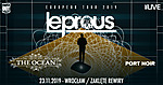 Leprous, The Ocean, Port Noir, Zaklęte Rewiry, Knock Out Productions.