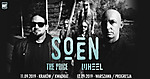 Soen, The Price, Wheel, Kwadrat, Progresja, Knock Out Productions.