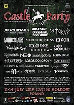 The Castle Party Festival, Bolkow, Poland