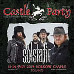 Castle Party 2019, Castle Party, Merciful Nuns, Deathstars, UK Decay, Lord Of The Lost, Atari Teenage Riot, Solstafir