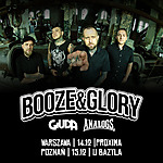 Booze & Glory, Giuda, The Analogs, street punk, punk rock, punk