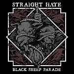 Every Scum Is A Straight Arrow, Straight Hate, Black Sheep Parade, grindcore, Deformeathing Production, death metal, black metal, S, Blaze Of Perdition, Ulcer, Rotten Sound, Nails, Napalm Death, Extreme Noise Terror, Nasum Entombed, Maciej Kamuda