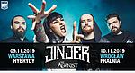 Jinjer, The Agonist, Knock Out Productions