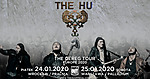 The HU, Pralnia, Palladium, Knock Out Productions, rock, folk