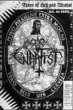 Warfist - Tunes Of Hell And Alcohol
