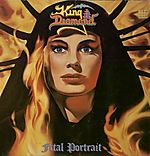King Diamond, Mercyful Fate, Michael Denner, Timi Hansen, Don't Break The Oath, Fatal Portrait, Andy LaRocque, heavy metal, Metal Mind Records