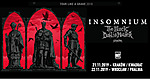 Insomnium, The Black Dahlia Murder, Stam1na, Knock Out Productions