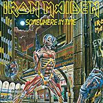 Poweslave, Iron Maiden, Somewhere In Time, Bruce Dickinson, heavy metal