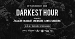 Darkest Hour, Fallujah, bloodlet, Une Misère, Lowest Creature