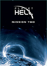 Planet Hell, Solaris, Stanisław Lema, Mission Two, death metal, Mad Lion Records