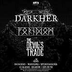 Darkher, Forndom, The Devil's Trade