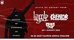 Lamb Of God, Kreator, Power Trip, Knock Out Productions