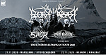 Borknagar, Saor, Can Bardd, Knock Out Productions