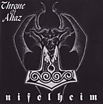 Throne Of Ahaz, black metal, No Fasion Records, Nifelheim