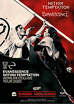 Within Temptation, Evanescence, rock, metal