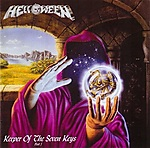 Kai Hansen, Helloween, Michael Kiske, power metal, heavy metal, Keeper Of The Seven Keys part I