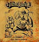 Golden Blood, Erech Leleth, Cum. Coke And Blasphemy, thrash metal, black metal