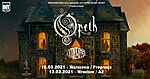 Opeth, The Vintage Caravan, Knock Out Productions, Progresja, A2