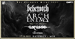 Behemoth, Arch Enemy, Carcass, Knock Out Productions, Unto Others