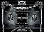 Odium Records, Hell-Born, Natas Liach, black metal, death metal, Nergal,  Baal Ravenlock, Putrid Cult