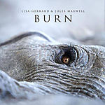 Dead Can Dance, Lisa Gerrard, Jules Maxwell, James Chapman, Burn, Atlantic Curve